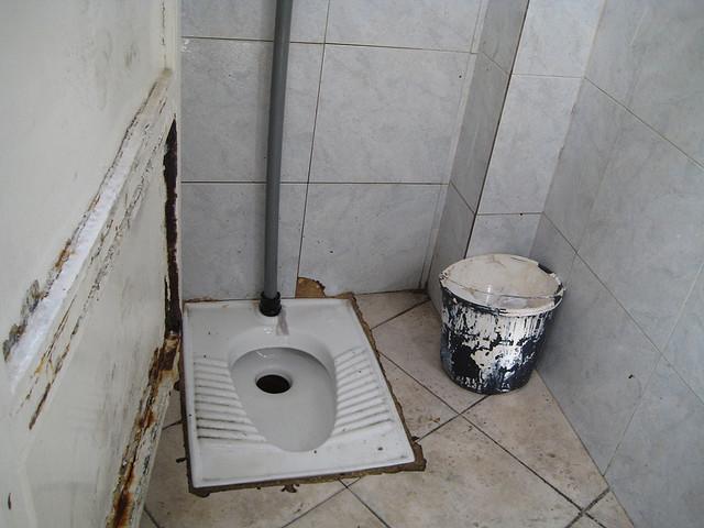 squat toilet travel tips