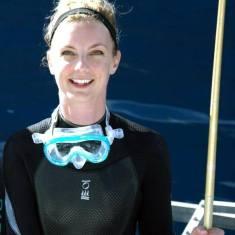 Michelle Jewell in Shark Week